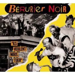 Bérurier Noir – Ils Veulent Nous Tuer - Mini Album LP Vinyl