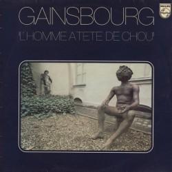 Serge Gainsbourg – L'Homme À Tête De Chou - LP Vinyl Album