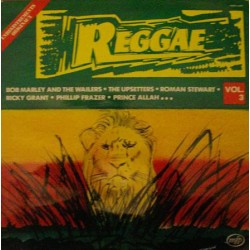 Compilation Reggae Vol.3 - LP Vinyl Album