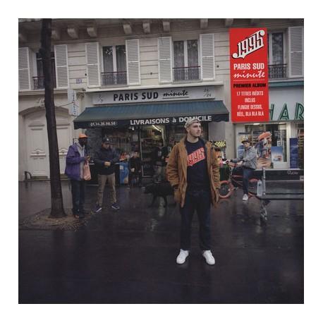 1995 – Paris Sud Minute - Double LP Vinyl Album