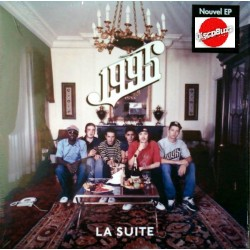 1995 ‎– La Suite - LP Vinyl Album - Edition 180 Gr. - MP3 Code
