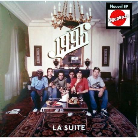 1995 – La Suite - LP Vinyl Album - Edition 180 Gr. - MP3 Code
