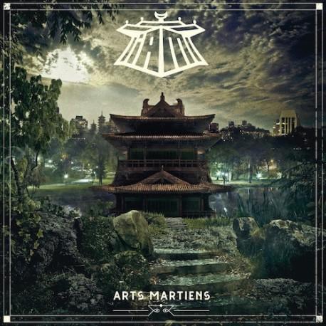 IAM – Arts Martiens - Triple LP Vinyl + MP3 Code - Edition 180 Gr.