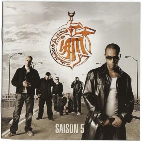 IAM – Saison 5 - Double LP Vinyl + MP3 Code - Edition 180 Gr.