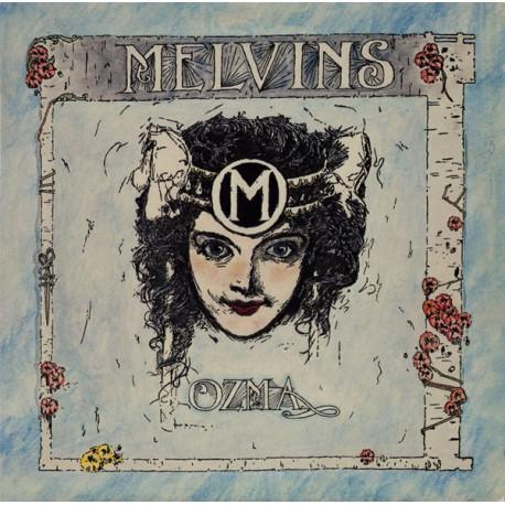 Melvins – Ozma - LP Vinyl Album - Coloured Marbled