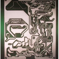 Sneaker Pimps ‎– Becoming X - LP Vinyl Album