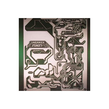 Sneaker Pimps – Becoming X - LP Vinyl Album