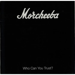 Morcheeba ‎– Who Can You Trust? - LP Vinyl Album - Coloured Record