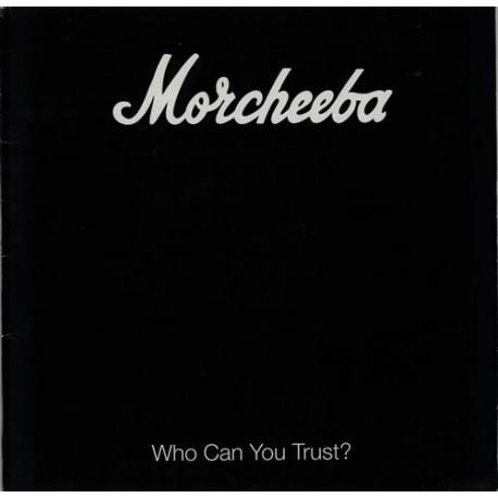 Morcheeba – Who Can You Trust? - LP Vinyl Album - Coloured Record