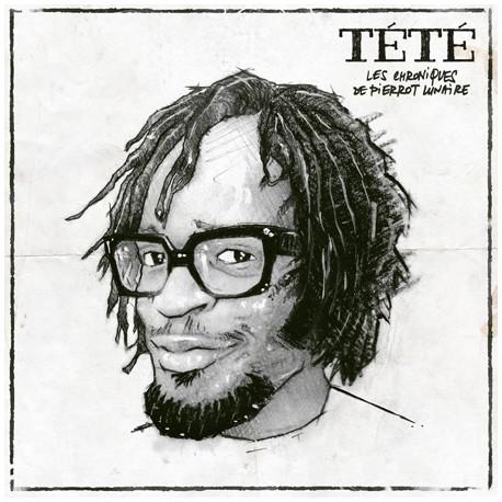 Tété - Les Chroniques de Pierrot Lunaire - LP Vinyl Album + CD