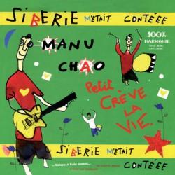 Manu Chao – Siberie M'Etait Contéee - Double LP Vinyl Album + CD