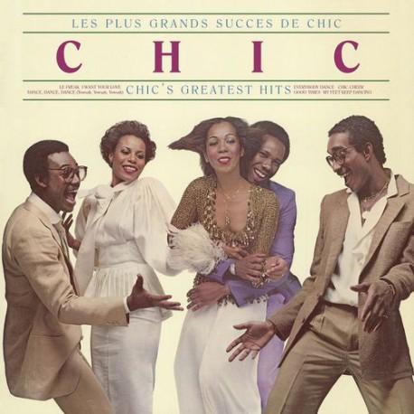 Chic – Les Plus Grands Succes De Chic - Chic's Greatest Hits -  LP Vinyl Album