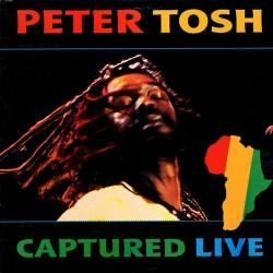 Peter Tosh – Captured Live - LP Vinyl Album
