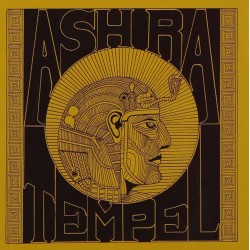 Ash Ra Tempel ‎– Ash Ra Tempel - LP Vinyl Album - Double Fold-Out Cover