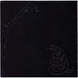 Metallica – Metallica - Black Album - Double LP Vinyl