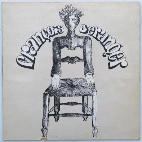 François Béranger – François Béranger - LP Vinyl Album