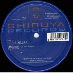 Bob Sinclar (Serge Gainsbourg) – Marabout - Maxi Vinyl