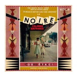 La Noire vol.6 - Colored Entrance - Compilation - LP Vinyl Album