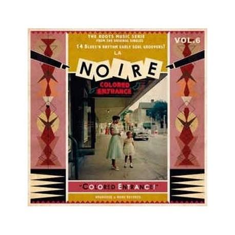 La Noire vol.6 - Colored Entrance - Compilation - LP Vinyl Album
