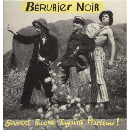 Bérurier Noir – Souvent Fauché, Toujours Marteau! - LP Vinyl Album