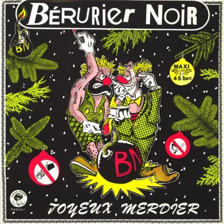 Bérurier Noir – Joyeux Merdier - Maxi Vinyl 12 inches