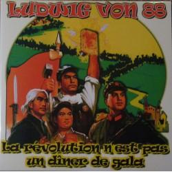Ludwig Von 88 – La Révolution N'Est Pas Un Dîner De Gala -  Double LP Vinyl Album