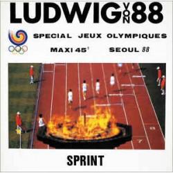 Ludwig Von 88 – Sprint - Mini LP Vinyl 12 inches