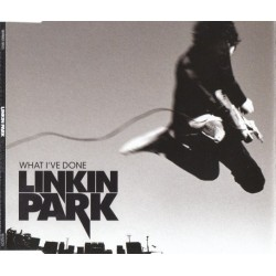 Linkin Park – What I've Done - CD Maxi Single