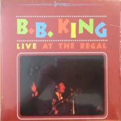 B.B. King ‎– Live At The Regal - LP Vinyl