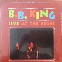 B.B. King – Live At The Regal - LP Vinyl