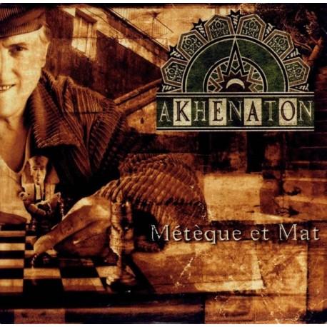Akhenaton ( IAM ) - Métèque et Mat - Double LP Vinyl