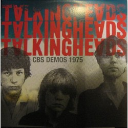 Talking Heads ‎– CBS Demos 1975 - LP Vinyl Album