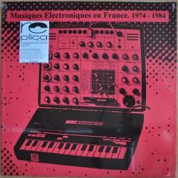 Musiques Electroniques En France 1974-1984 - Compilation Vol. 2 - LP Vinyl Album
