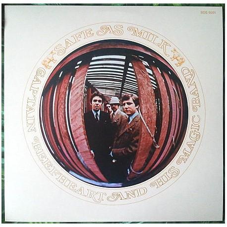 Captain Beefheart And His Magic Band – Safe As Milk - LP Vinyl Album