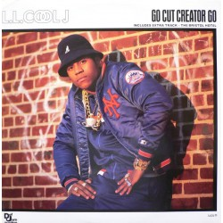 LL Cool J ‎– Go Cut Creator Go - Maxi Vinyl 12 inches
