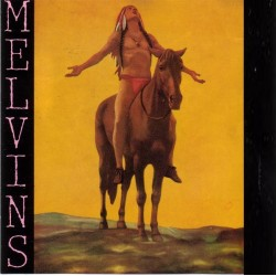 Melvns - Melvins - LP Album Vinyl