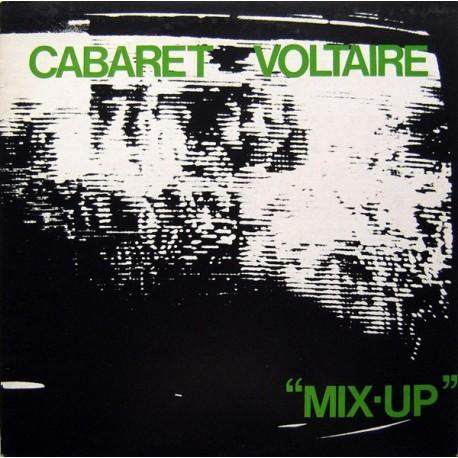 Cabaret Voltaire – Mix-Up - LP Vinyl Album