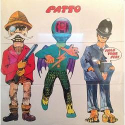 Patto – Hold Your Fire - LP Vinyl Album