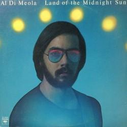 Al Di Meola – Land Of The Midnight Sun - LP Vinyl Album