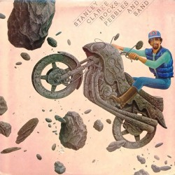 Stanley Clarke ‎– Rocks, Pebbles And Sand - LP Vinyl Album