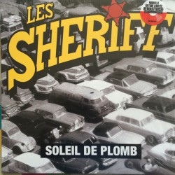 Les Sheriff ‎– Soleil de plomb - LP Vinyl Album - Coloured Record