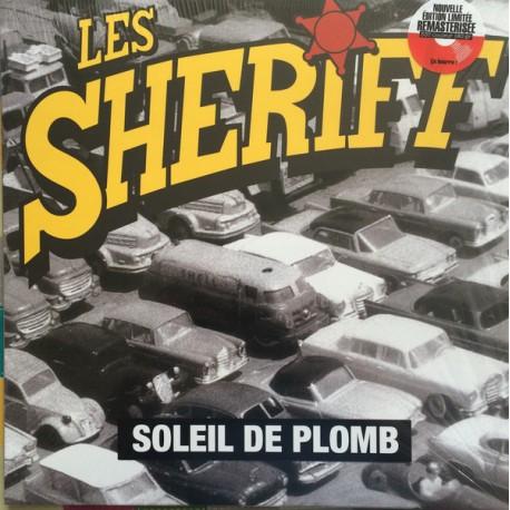 Les Sheriff – Soleil de plomb - LP Vinyl Album - Coloured Record