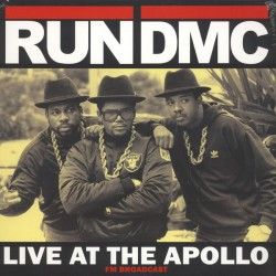 Run-DMC ‎– Live At The Apollo - LP Vinyl Album