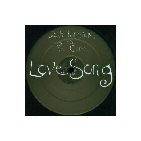 The Cure - Depeche Mode – Love Song - Behind The Wheel - Maxi Vinyl 12 inches