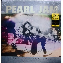 Pearl Jam ‎– Live At Cabaret Metro Chicago, March 28, 1992, Q101 FM Broadcast - LP Vinyl Album