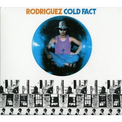 Rodriguez ‎– Cold Fact - LP Vinyl Album Coloured