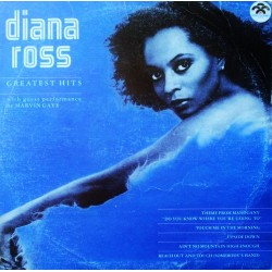 Diana Ross With Marvin Gaye – Greatest Hits - LP Vinyl Album