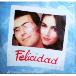 Al Bano & Romina Power ‎– Felicidad - LP Vinyl Album