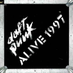 Daft Punk ‎– Alive 1997 - LP Vinyl Album - Edition 180Gr.