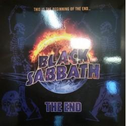 Black Sabbath – The End - LP Vinyl Album - Coloured